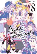 Cover-Bild zu Yuki, Kaori: Alice in Murderland 8