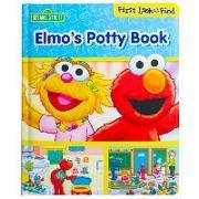 Cover-Bild zu Pi Kids: Sesame Street: Elmo's Potty Book