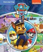 Cover-Bild zu Pi Kids: Nickelodeon Paw Patrol: First Look and Find