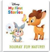 Cover-Bild zu Pi Kids (Hrsg.): Disney My First Stories: Hooray for Nature!