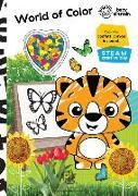 Cover-Bild zu Pi Kids: Baby Einstein: World of Color