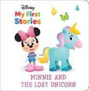Cover-Bild zu Pi Kids: Disney My First Stories: Minnie and the Lost Unicorn