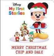 Cover-Bild zu Pi Kids (Hrsg.): Disney My First Stories: Merry Christmas, Chip and Dale