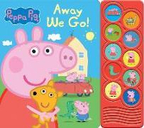 Cover-Bild zu Pi Kids: Peppa Pig: Away We Go!