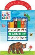 Cover-Bild zu Pi Kids: World of Eric Carle: 12 Animal Board Books
