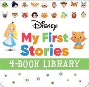 Cover-Bild zu Pi Kids (Hrsg.): Disney My First Stories: 4 Book Library