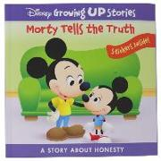 Cover-Bild zu Pi Kids: Disney Growing Up Stories: Morty Tells the Truth: A Story about Honesty