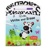 Cover-Bild zu Pi Kids: Write and Erase Baby Einstein