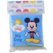 Cover-Bild zu Pi Kids: Disney Baby: All Day Long: Cuddle Book