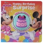 Cover-Bild zu Pi Kids: Disney Junior Minnie: Happy Birthday Surprise