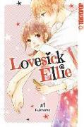 Cover-Bild zu Fujimomo: Lovesick Ellie 01