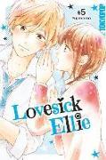 Cover-Bild zu Fujimomo: Lovesick Ellie 05