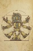 Cover-Bild zu Rahal, Eliot: Robot's Tale