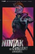 Cover-Bild zu Aaron Schoenke: Ninjak vs. the Valiant Universe