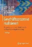 Cover-Bild zu Geschäftsprozesse realisieren (eBook) von Obermeier, Stefan