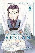 Cover-Bild zu Tanaka, Yoshiki: The Heroic Legend of Arslan 8
