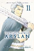 Cover-Bild zu Tanaka, Yoshiki: The Heroic Legend of Arslan 11