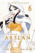 Cover-Bild zu Tanaka, Yoshiki: The Heroic Legend of Arslan 6