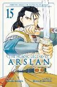 Cover-Bild zu Tanaka, Yoshiki: The Heroic Legend of Arslan 15