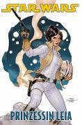 Cover-Bild zu Bechko, Corinna: Star Wars Comics: Prinzessin Leia