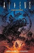 Cover-Bild zu Hardman, Gabriel: Aliens: Staub zu Staub