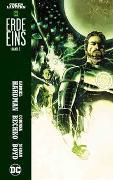 Cover-Bild zu Bechko, Corinna: Green Lantern: Erde Eins