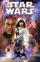 Cover-Bild zu Bechko, Corinna: Star Wars Legacy, Volume II: Prisoner of the Floating World
