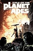 Cover-Bild zu Hardman, Gabriel: Exile on the Planet of the Apes