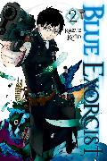 Cover-Bild zu Kato, Kazue: Blue Exorcist, Vol. 2