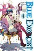 Cover-Bild zu Kato, Kazue: Blue Exorcist, Vol. 4