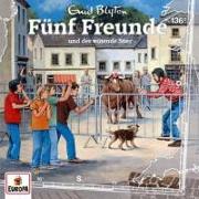 Cover-Bild zu Blyton, Enid: Fünf Freunde 136. und der wütende Stier