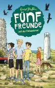 Cover-Bild zu Blyton, Enid: Fünf Freunde auf der Felseninsel