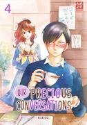 Cover-Bild zu Robico: Our Precious Conversations - Band 4