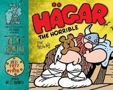 Cover-Bild zu Browne, Dik: Hagar the Horrible: The Epic Chronicles: Dailies 1977-1978