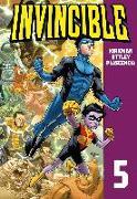 Cover-Bild zu Kirkman, Robert: Invincible 5