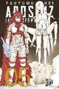 Cover-Bild zu Nihei, Tsutomu: Aposimz - Land der Puppen 5