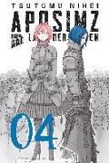 Cover-Bild zu Nihei, Tsutomu: Aposimz - Land der Puppen 4