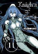 Cover-Bild zu Nihei, Tsutomu: Knights of Sidonia, Volume 11