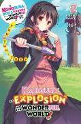 Cover-Bild zu Natsume Akatsuki: Konosuba: An Explosion on This Wonderful World!, Vol. 2 (light novel)