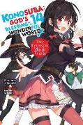 Cover-Bild zu Natsume Akatsuki: Konosuba: God's Blessing on This Wonderful World!, Vol. 14 light novel