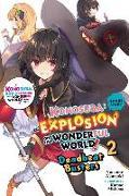 Cover-Bild zu Natsume Akatsuki: Konosuba: An Explosion on This Wonderful World! Bonus Story, Vol. 2 (light novel)