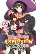 Cover-Bild zu Natsume Akatsuki: Konosuba: An Explosion on This Wonderful World!, Vol. 2