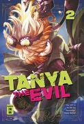 Cover-Bild zu Tojo, Chika: Tanya the Evil 02