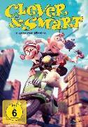 Cover-Bild zu Fesser, Javier: Clever & Smart - In geheimer Mission