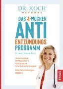 Cover-Bild zu Das 4-Wochen-Anti-Entzündungsprogramm von Koch, Simone