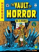 Cover-Bild zu Feldstein, Al: The EC Archives: The Vault of Horror Volume 1