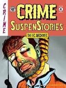 Cover-Bild zu Feldstein, Al: The EC Archives: Crime SuspenStories Volume 4