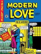 Cover-Bild zu Feldstein, Al: The EC Archives: Modern Love