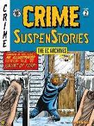 Cover-Bild zu Feldstein, Al: The EC Archives: Crime Suspenstories Volume 2