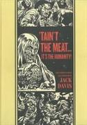 """Cover-Bild zu Jack Davis: """"'Taint The Meat...It's The Humanity!"""" and Other Stories"""